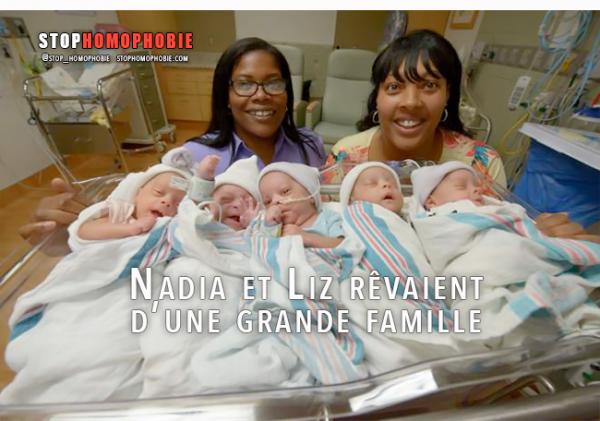 Nouvelle-Orléans : Un premier Noël miraculeux pour un #couple de #mamans, après neuf tentatives de #fécondations in vitro…