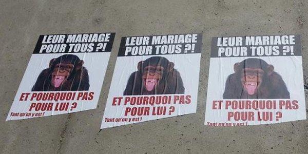 Affiches homophobes à Saint-Etienne : le maire porte plainte
