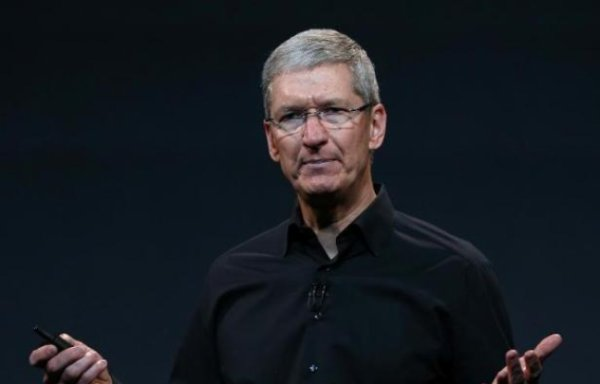 Le patron d'Apple interdit de Russie?