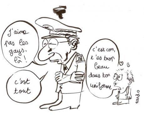 Ancien préfet, ministre d'État à Monaco et... homophobe