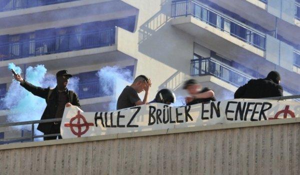 Justice : l'affaire de la banderole homophobe déployée à #Nancy renvoyée au 30 janvier prochain…