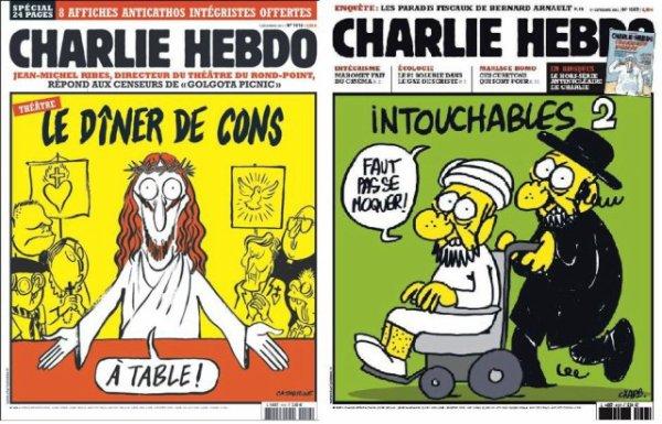 "Charlie HEBDO ""Hommage"""