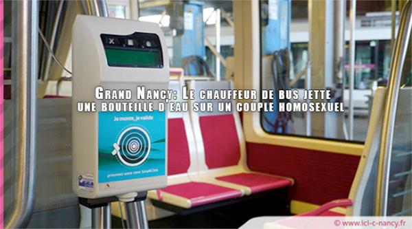 Tribunal correctionnel de Nancy : le chauffeur de bus qui avait agressé des lycéennes qui s'embrassaient, condamné pour homophobie