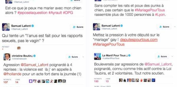 Pas d'éviction pour homophobie dans les rangs de campagne de Fillon : tant que « la ligne rouge n'est pas franchie »