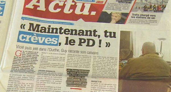 Tentative d'assassinat et viol homophobe à Liège : les auteurs condamnés à 7 et 11 ans de prison