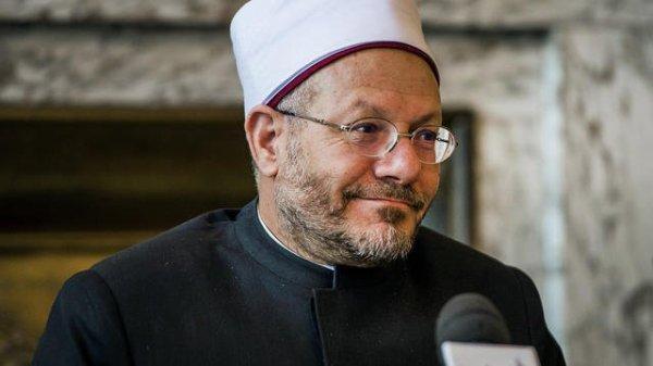 Le grand mufti d'Egypte prend la défense des homosexuels
