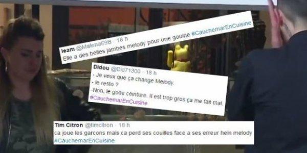 """Dans """"Cauchemar en cuisine"""", un couple de restauratrices victime d'homophobie Des tweets homophobes ont été postés en masse lors de l'émission diffusée"""