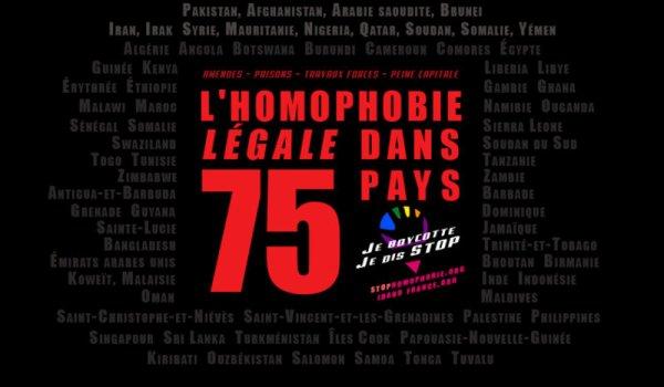 IDAHOT 2017 : Journée Internationale de lutte contre l'homophobie et la Transphobie