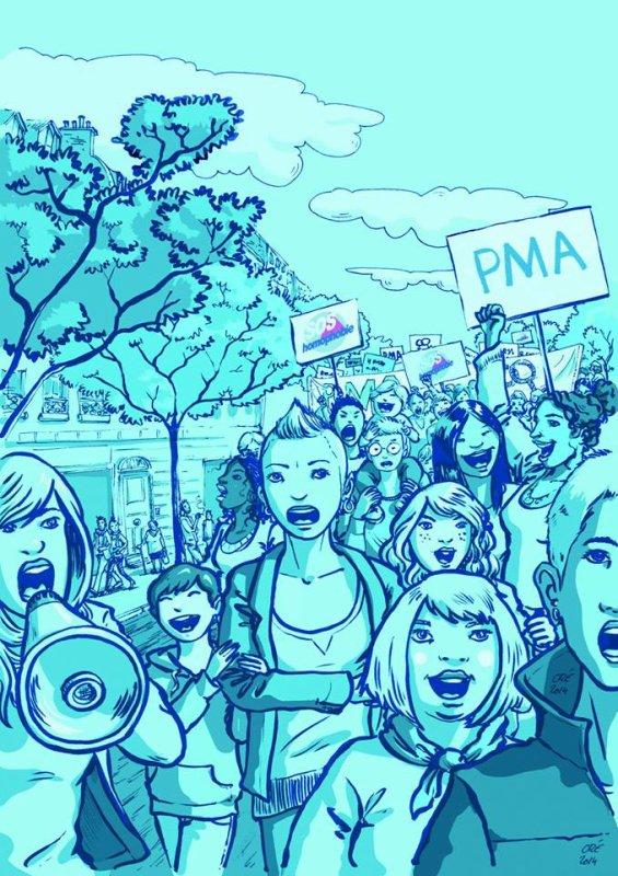 SOS homophobie demande au gouvernement de légaliser la PMA pour toutes les femmes d'ici fin 2017