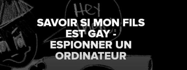 """Savoir si mon fils est gay"""" : un article homophobe d'une entreprise française d'espionnage informatique provoque un tollé"""