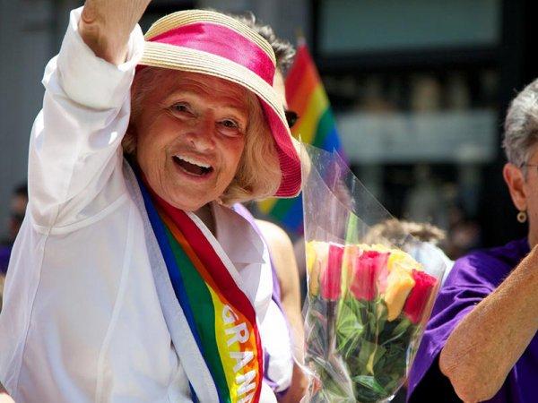 Hommage à Edith Windsor, icône et pionnière américaine de la lutte pour les droits des LGBTQ