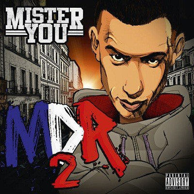 MDR 2 / Mister You Ft. Nessbeal - Mesdames, Messieurs (2012)