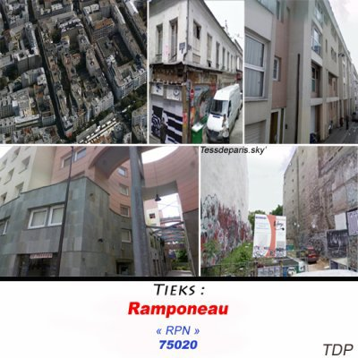 Ramponeau 20e arrondissement