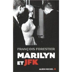 Livre : Marilyn et JFK