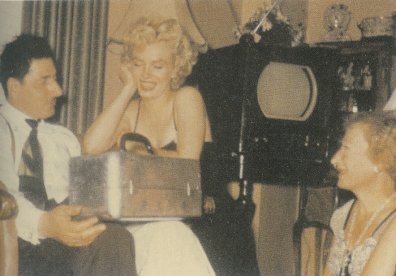 Marilyn chez Tom DiMaggio