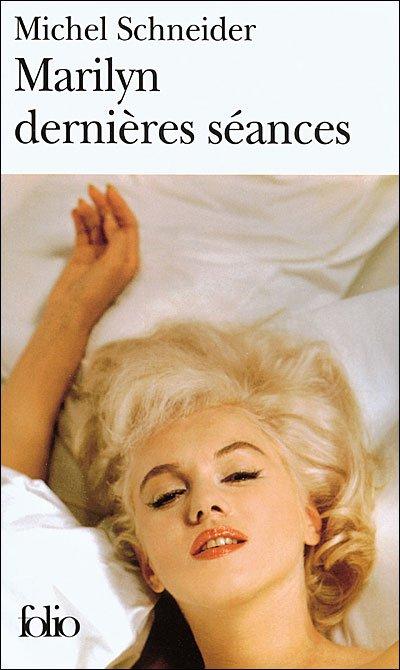 """Livre : """"Marilyn, dernières séances"""""""