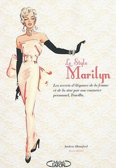"Livre : ""Le style Marilyn"""