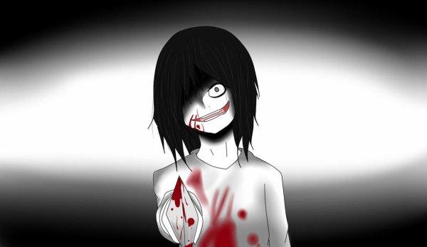 Bienvenu sur le blog (sanglant ?) d'une vraie psychopathe !