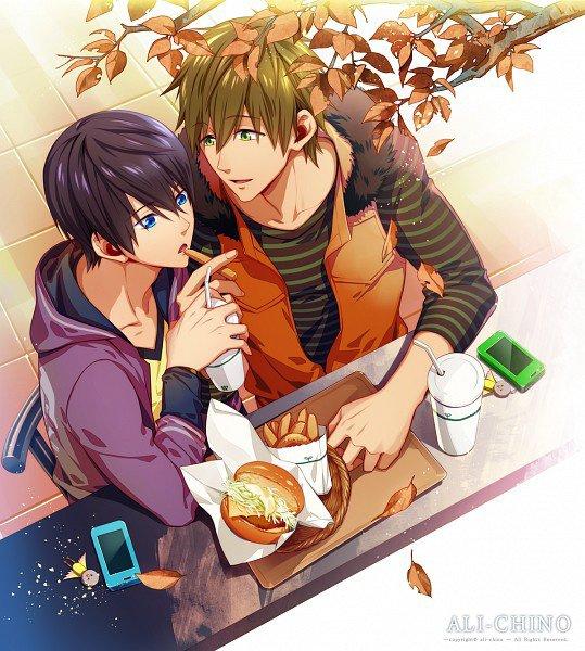 Makoto et Haruka