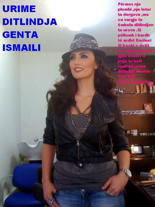 I LOVE YOU GENTA ISMAILI
