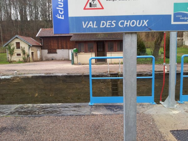 Halage Chaumont -> Rolampont