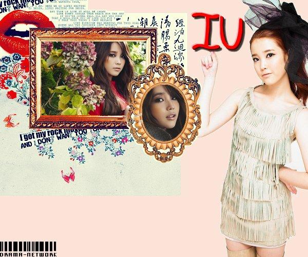 IU - Chanteuse coréenne