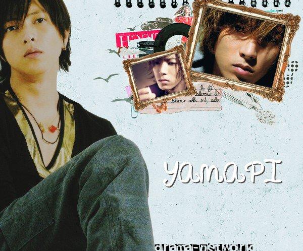 Yamashita Tomohisa A.K.A Yamapi