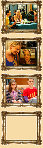 llll Avis Épisodes; The Big Bang Theory (4.01~4.04) llll