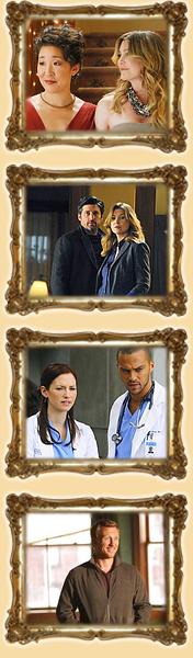 llll Avis Épisodes; Grey's Anatomy (7.01~7.04) llll