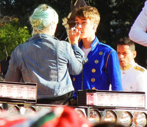 Justin Bieber, le nouveau prince de Disney World!