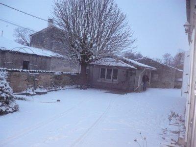 neige du 2 décembre