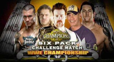 Matchs du prochain PPV : Night Of Champions