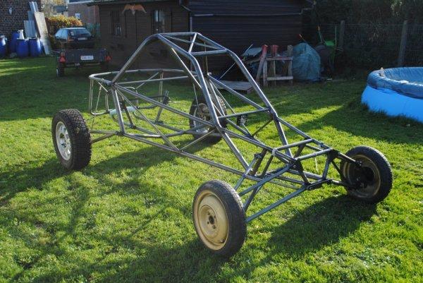 nouveaux chassis en cours de construction