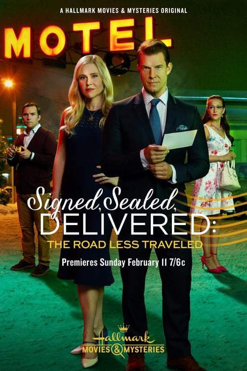 #Full #Free #Streaming #Movie#Online HighFILMS-Watch!! Signed, Sealed, Delivered: The Road Less Traveled (2018) Eric Mabius Kristin Booth Crystal Lowe Watch This