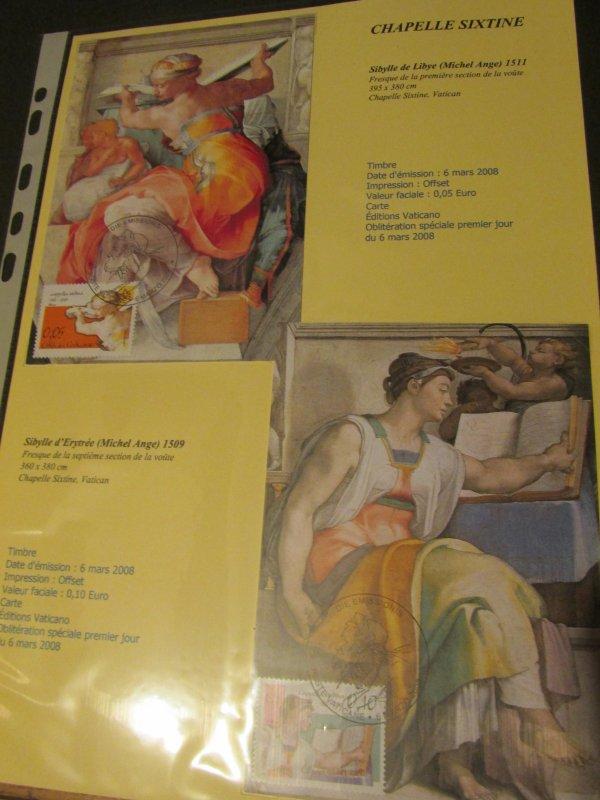 Les trésors picturaux du vatican