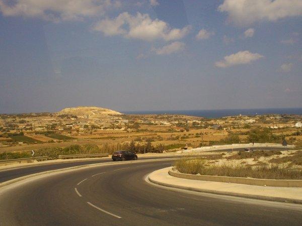 les paysages de Malte