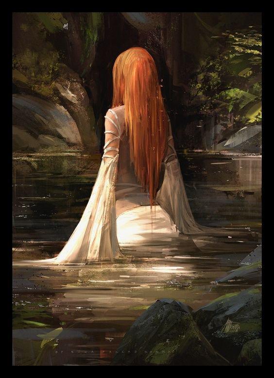 """la solitude..."""