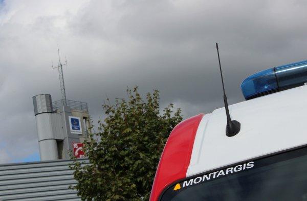 Sdis 45  -2013: Jpo Csp Montargis.