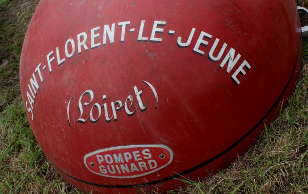 Sdis 45  -2014: Jpo Cpi Saint Gondon - Saint Florent le jeune.