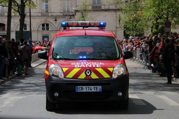 Fêtes de Jeanne d'Arc 2015.