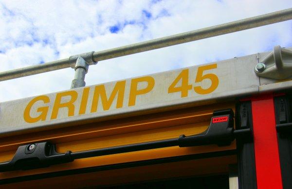 Sdis 45 - 2015: V Grimp.