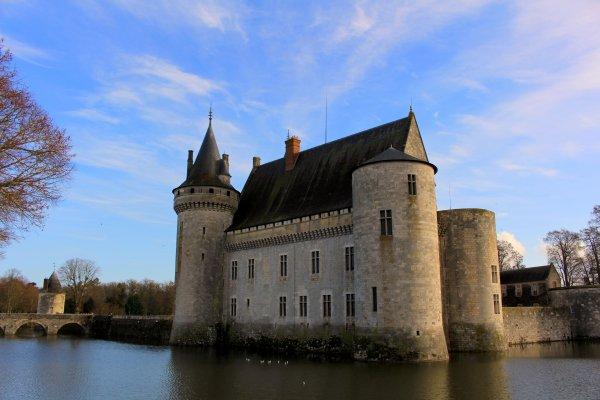 Sdis 45  - 2015: Cs Sully sur Loire.