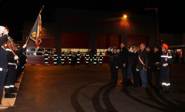 Sdis 45 - 2016: Inauguration Panec.
