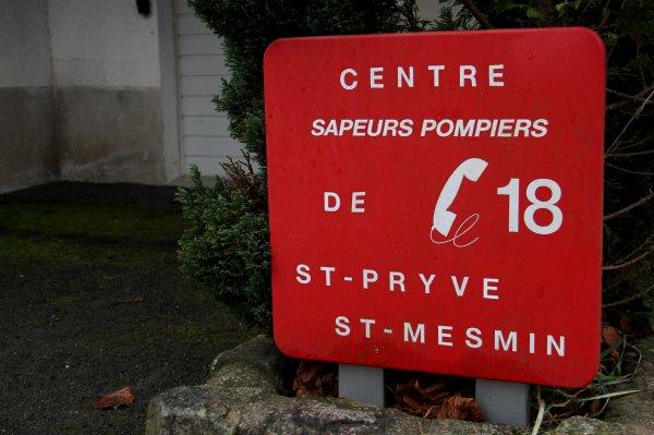 Sdis 45 - 2016: Cpi Saint Pryvée Saint Mesmin.