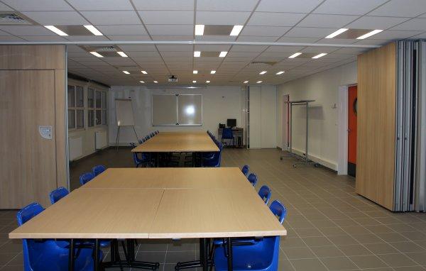 Sdis 45 - 2016: Inauguration Cs du Bellegardois.