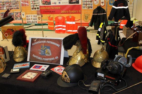 Sdis 45 - 2016: Assemblée Générale de l'Union Départementale des Sapeurs Pompiers du Loiret.