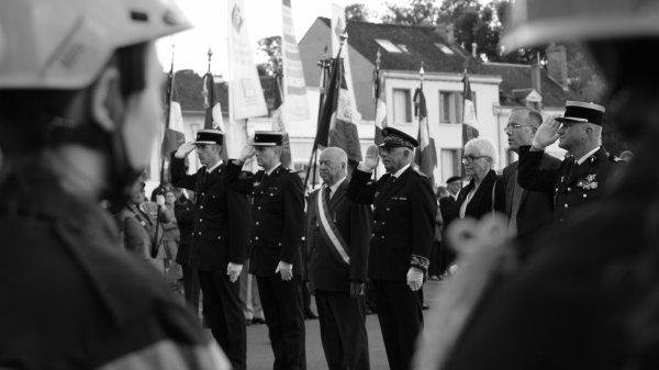 Sdis 45 - Csp Montargis / Fête Nationale 2016.