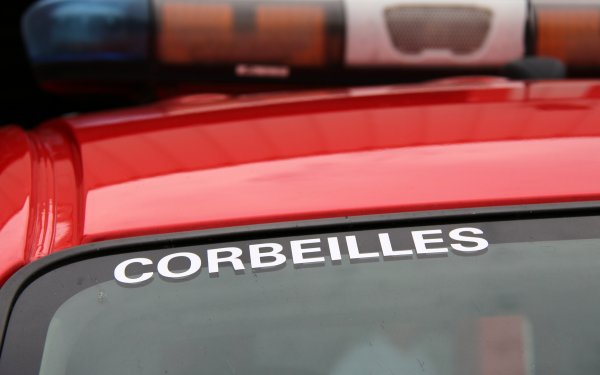 Sdis 45 - 2016: Cs Corbeilles en gâtinais.
