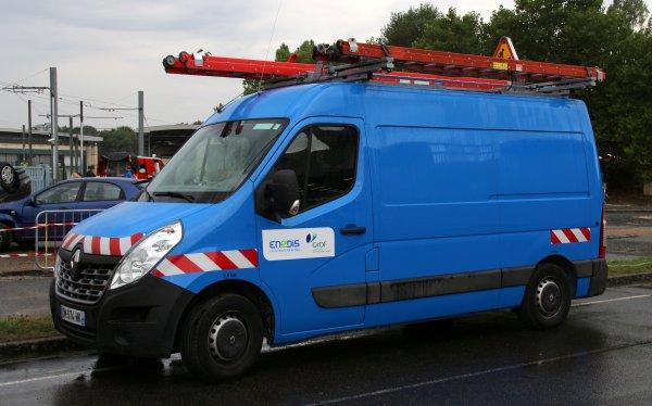 Sdis 45 - 2016: Jpo Csp Orléans Sud.