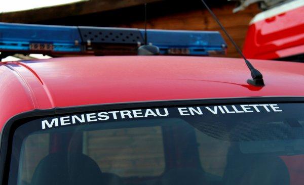 Sdis 45 - 2016: Cpi Ménestreau en villette.